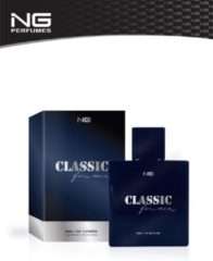 Next Generation NG Classic for Men Eau de Toilette 100ml