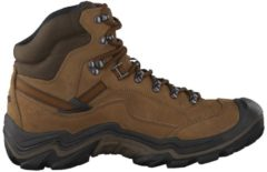 Wanderschuhe Galleo Mid Waterproof 1016988 Keen Cognac/dark chocolate