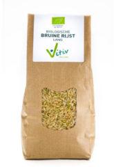 Vitiv Rijst Bruin Lang (1000g)