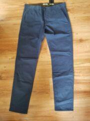 Matinique broek- blauw- slim fit- 32x36