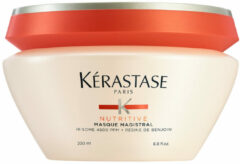 Kérastase - Nutritive Masque Magistral - Hair Treatment For Dry And Frizzy Hair 200 ml