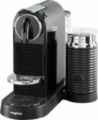 Zwarte Magimix Nespresso Nespresso MAGIMIX citiz & milk black restyle