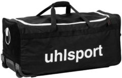 Zwarte Sporttassen Uhlsport Basic Line Travel Team Kitbag 110L
