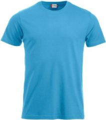 Clique New Classic T Turquoise maat L