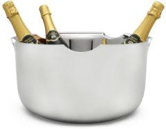 Zilverstad Champagneschaal Equip dubbelwandig