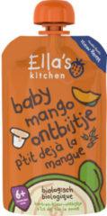 6x Ella's kitchen Baby Ontbijtje 6+ m Mango 100 gr