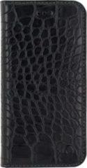Zwarte Mobilize Premium Gelly Book Case Samsung Galaxy S8 Alligator Midnight Black