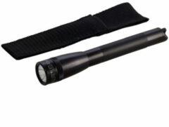 Maglite Zaklamp Mini AA LED + Holster Zwart Mi. SP22017F