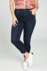 Blauwe Paprika Slim 7/8-jeans