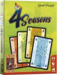 999 Games 999Games 4 Seasons kaartspel