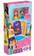 Shuffle kaartspel Disney Princess 5,6 x 8,7 cm karton 57-delig