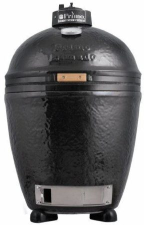 Afbeelding van Zwarte Primo Grill and smokers Kamado Houtskoolbarbecue - Ø 53 cm