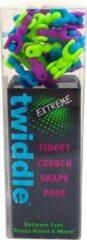 Twiddle Toys Extreme Multi Color - Fidget - Speelgoed