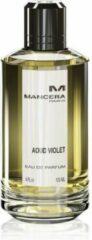 Mancera Paris - Aoud Violet - Eau De Parfum Spray - 120 ml - Unisex geur