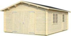 Palmako Roger 23,9 m² Garage mit Holztor