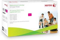 Paarse Xerox Magenta toner cartridge. Gelijk aan HP CE253A. Compatibel met HP Colour LaserJet CM3530 MFP, Colour LaserJet CP3525