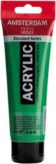 Royal Talens Amsterdam Standard acrylverf tube 120ml - 618 - Permanentgroen licht - halfdekkend