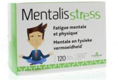 Trenker Mentalis Stress Capsules 120st