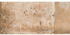 Cir Havana Vloertegel 10x20cm 10mm vorstbestendig Cohiba Mat 1270073