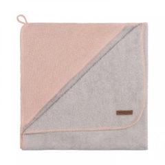 Roze Baby's Only Classic badcape 85x75 cm blush