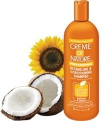 Creme of Nature -Sunflower & Coconut Detangling Conditioning Shampoo