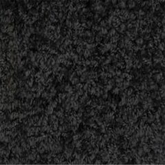 Webkarpet Vloerkleed Miami Zwart | 200 x 300 cm