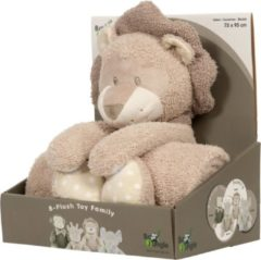 Taupe Bo Jungle B-plush toy with blanket Kenzi the Lion
