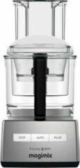 Magimix 18591F 1100W 3.6l Zilver keukenmachine