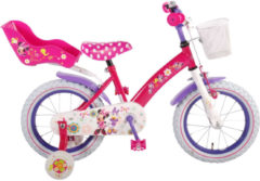 Volare 14 ZOLL DISNEY MINNIE BOW-TIQUE Junior Bike Kinder pink