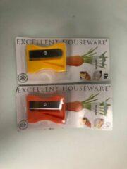 Gele Merkloos / Sans marque 2 stuks - keuken schiller - voor spiraal