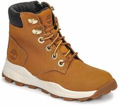 Gele Hoge Sneakers Timberland BROOKLYN SNEAKER BOOT