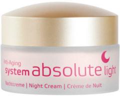 Annemarie Borlind Borlind System absolute nacht creme light 50 Milliliter