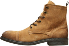 SELECTED Suede - Boots Men Brown