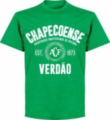 Retake Chapecoense Established T-Shirt - Groen - S
