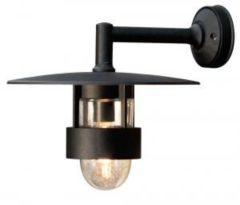 Konstsmide Freja Down 504-750 Buitenlamp (wand) Energielabel: Afhankelijk van de lamp Spaarlamp, LED E27 60 W Zwart