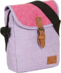 Paarse New Rebels New-Rebels® Creek Small Flap Lavender/Roze I   Schoudertas
