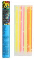 Basic Glow in the dark Sticks / Gloeiarmbandjes 15 stuks