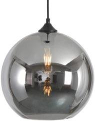 Artdelight Hanglamp Marino-30 met rook glasØ 30cm HL MARINO-30