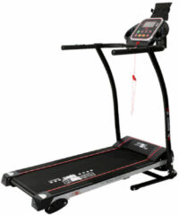 Zwarte Christopeit Treadmill CS-200