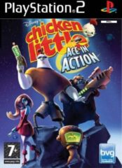 Disney Chicken Little - Ace In Action