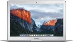 Zilveren Apple Refurbished MacBook Air 13 Dual Core i5 1.6 Ghz 8gb 128gb inch | Dual Core i5 1.6 | 8GB | 128GB SSD | Licht gebruikt | 2 jaar garantie | Refurbished Certificaat | leapp