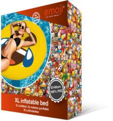 Basic Opblaasbaar Figuur Emoji Face Lol 140cm