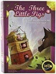 Iello The Three Little Pigs Storybook Board Game