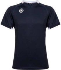 Donkerblauwe The Indian Maharadja Indian Maharadja Tech Jongens Shirt - Shirts - blauw donker - 140