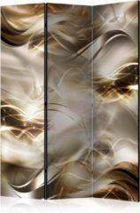 Kamerscherm - Scheidingswand - Vouwscherm - Amber River [Room Dividers] 135x172 - Artgeist Vouwscherm