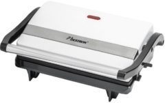 Bestron Contactgrill Paninigrill 700W wit APM123W