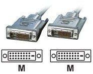 ROLINE DVI-Kabel - DVI-D (M) bis DVI-D (M) 11.04.5525