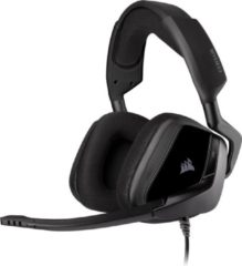 Zwarte Corsair Void Elite Stereo Gaming Headset 3.5mm Gaming Headset - Carbon PC