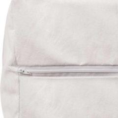 Creme witte Polydaun Evolon Matrashoes Anti-Allergisch - Anti-Huisstofmijt - Matrasbeschermer - 90x220x20 cm