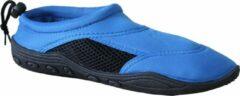 Campri waterschoenen aquaschoenen unisex maat blauw